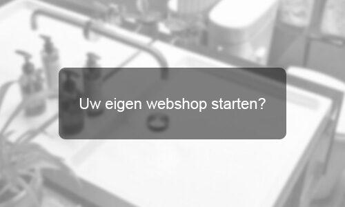 Uw eigen webshop starten?